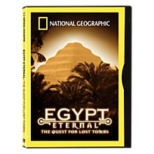 Egypt Eternal: Quest for Lost Tombs DVD