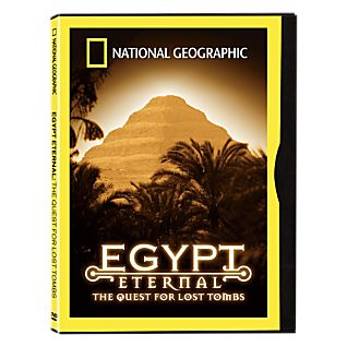 View Egypt Eternal: Quest for Lost Tombs DVD image