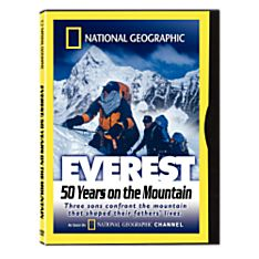 Everest 50 Years on the Mountain DVD, 2003
