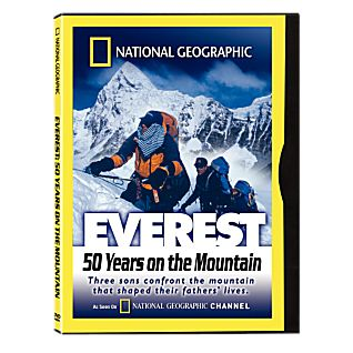 View Everest 50 Years on the Mountain DVD image