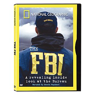 View The FBI DVD image