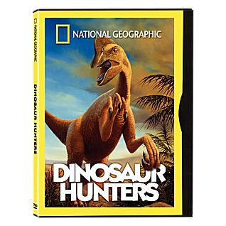 Dinosaur Hunters: Secrets of the Gobi Desert DVD