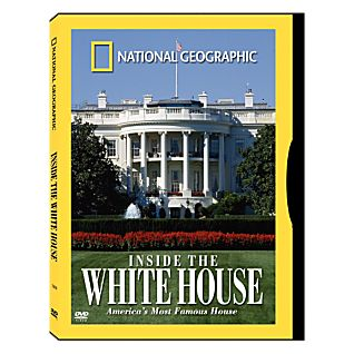 View Inside the White House DVD image