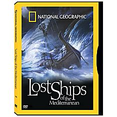 Lost Ships of the Mediterranean DVD