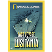 Last Voyage of the Lusitania DVD