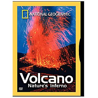 Volcano: Nature's Inferno DVD