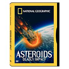 Asteroids: Deadly Impact DVD, 1997