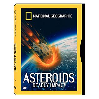 Asteroids: Deadly Impact DVD