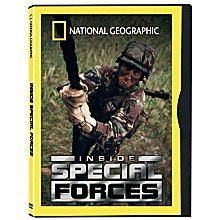 Inside Special Forces DVD, 2003