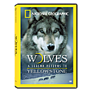 Wolves: A Legend Returns to Yellowstone DVD
