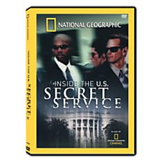 Inside the U.S. Secret Service DVD