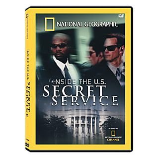 View Inside the U.S. Secret Service DVD image