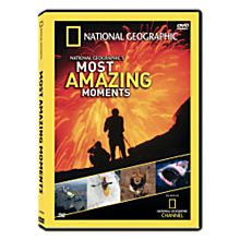 National Geographic's Most Amazing Moments DVD, 2004