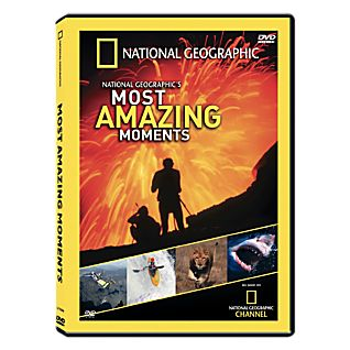 View National Geographic's Most Amazing Moments DVD image