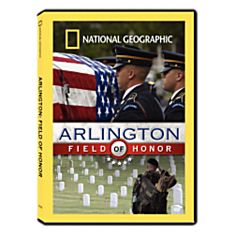 Arlington Cemetery: Field of Honor DVD