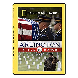 View Arlington Cemetery: Field of Honor DVD image
