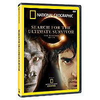 Search for the Ultimate Survivor DVD