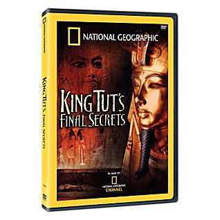 King Tut's Final Secrets DVD