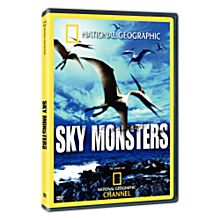 Sky Monsters DVD, 2005