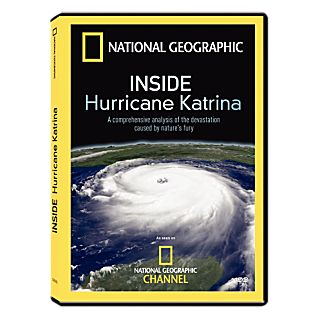 View Inside Hurricane Katrina DVD image