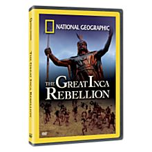 The Great Inca Rebellion DVD