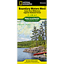 753 Boundary Waters - West, Superior National Forest Trail Map