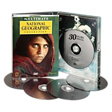 The Ultimate National Geographic Collection 7 DVD