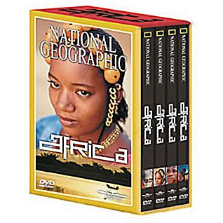 Africa Series 4 DVD Set