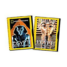 Treasures of Egypt 2 DVD Set, 1998