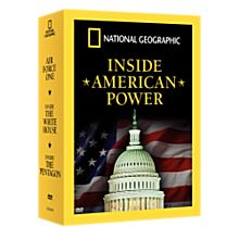 Inside American Powers DVD Set