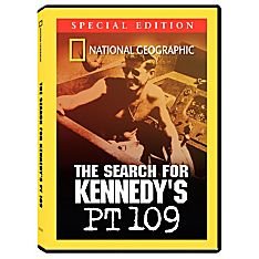 Search for Kennedy's PT 109 Special Edition DVD