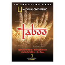 Taboo, Season I: 4 DVD Set