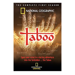 View Taboo, Season I: 4 DVD Set image