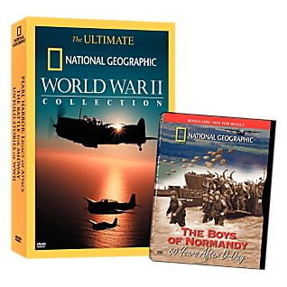 View Ultimate WW II Special Edition DVD Set image