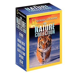 Nature: Explore Your Mind 9 DVD Set