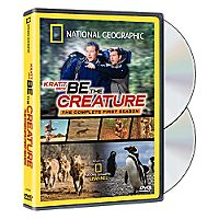 Be the Creature: 4 DVD Set