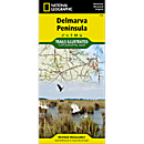 772 Delmarva Peninsula Trail Map