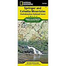 Georgia Trails Maps