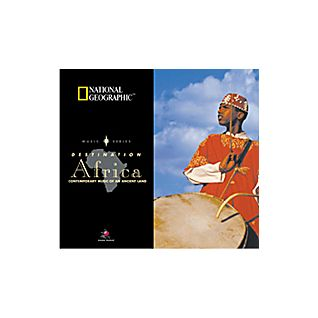 Africa: Destination Music CD