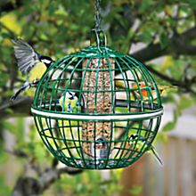 Safe Haven Bird Feeder