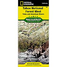 804 Tahoe National Forest - Yuba/American Rivers - 9781566954259