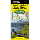 822 Mount St. Helens and Mount Adams Wilderness Areas, Gifford-Pinchot National Forest Trail Map