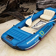 Eco-Explorer Boat