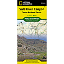 853 Salt River Canyon Trail Map