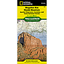 855 Mogollon Rim / Munds Mountain Trail Map