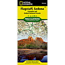 856 Flagstaff / Sedona Trail Map