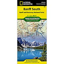 900 Banff South Trail Map