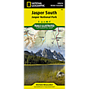 902 Jasper South (Jasper National Park) Trail Map