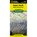 903 Jasper North (Jasper National Park) Trail Map