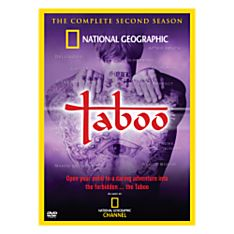 Taboo, Season II: 4 DVD Set